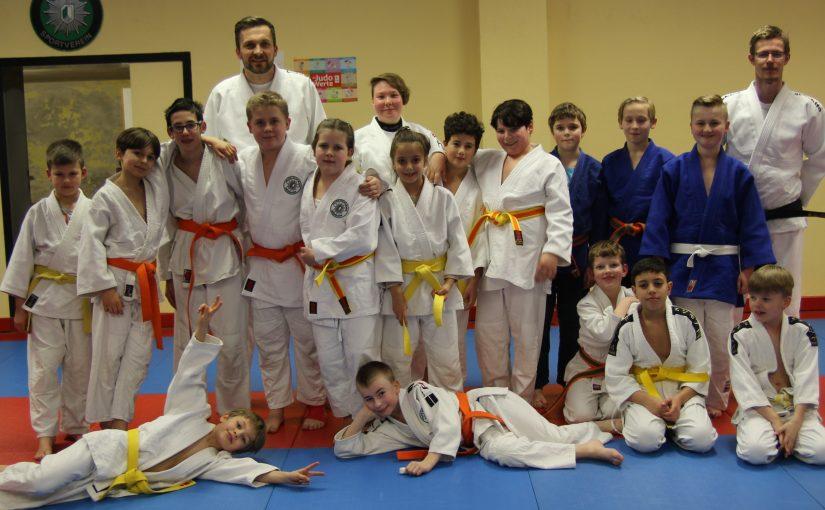 Gemeinsames Training der U13 in Oberhausen