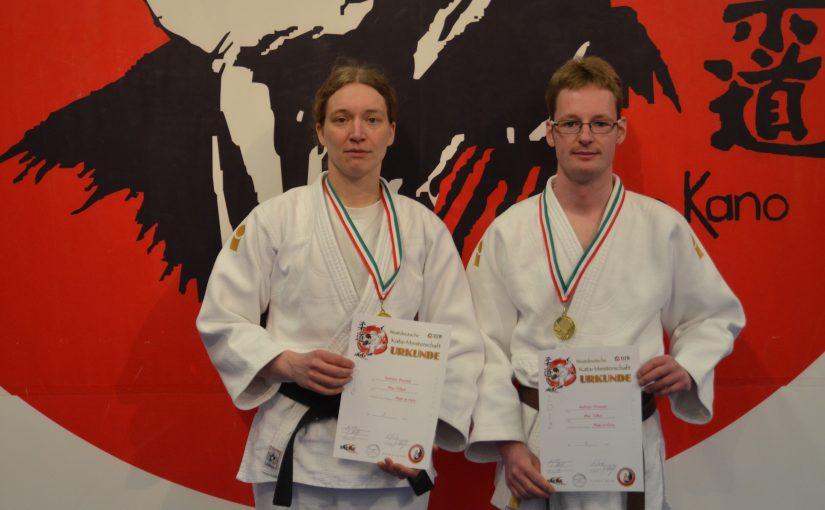 Westdeutsche Katameisterschaften im G-Judo