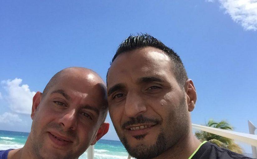 Yusuf Arslan bei der Kata-WM in Mexiko