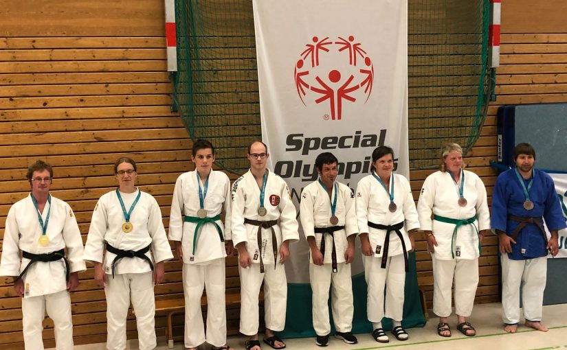 Erfolg beim landesweiten Special Olympics Kata-Turnier 2021